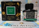 Diamine Tropical Green Fountain Pen Ink, 40ml