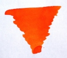 Diamine Ink Bottle-Blaze Orange, 30ml