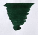 Diamine Ink Bottle-Green Black, 30ml