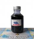 J. Herbin Ink Bottle, 100ml, Bleu Nuit(Midnight Blue)