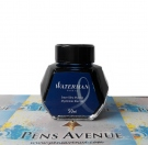 Waterman Ink Bottle, Mysterious Blue (Blue Black), 50ml