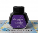 Waterman Ink Bottle, Tender Purple, 50ml