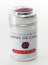 J. Herbin Fountain Pen Ink Cartridge, Larmes De Cassis