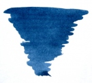 Diamine Fountain Pen Ink Cartridge, Prussian Blue
