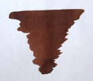 Diamine Fountain Pen Ink Cartridge, Saddle Brown