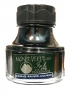 Monteverde Ink Bottle, Blue Black, 90ml