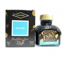 Diamine Ink Bottle-Aqua Blue, 80ml