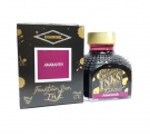 Diamine Ink Bottle-Amaranth, 80ml