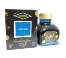 Diamine Ink Bottle-Misty Blue, 80ml