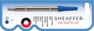 SHEAFFER Classic Roller Ball Refill, Blue