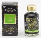 Diamine Fountain Pen Shimmer Ink 50ml, Golden Oasis