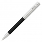 Franklin Covey Greenwich Black Chrome Ballpoint Pen
