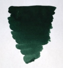 Diamine Ink Bottle-Green Black, 80ml