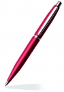 Sheaffer VFM Excessive Red Nickel Trim Ball Pen