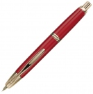 Pilot Vanishing Point Red GT Fountain Pen, Medium