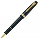 Pilot JUSTUS 95 Black Stripe GT Fountain Pen, Medium