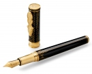 Montegrappa Game of Thrones Baratheon Fountain Pen, Fine Nib