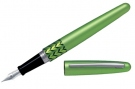 Pilot MR Retro Pop Metallic Light Green Fountain Pen, Medium Nib