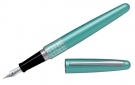Pilot MR Retro Pop Metallic Light Blue Fountain Pen, Medium Nib