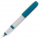 Perkeo Old Chambray Fountain Pen, Medium Nib