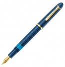 Pelikan Special Edition M120 Iconic Blue Fountain Pen, Medium Nib