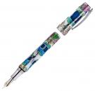 Visconti Casa Batllo Silver Limited & Numbered Edition Fountain Pen
