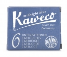 Kaweco Ink Cartridge, Midnight Blue