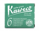 Kaweco Ink Cartridge, Palm Green