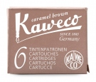 Kaweco Ink Cartridge, Caramel Brown
