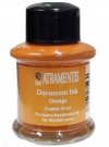 DE-ATRAMENTIS Document Ink, 35ml, Orange