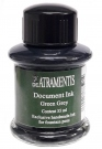 DE-ATRAMENTIS Document Ink, 35ml, Green Grey
