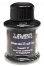 DE-ATRAMENTIS Standard Ink, 35ml, Diamond Black