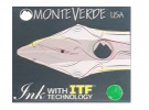 Monteverde Fountain Pen Ink Cartridge, Green