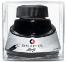 SHEAFFER INK BOTTLE, 50 ml, Black