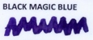 Private Reserve Ink Bottle, Black Magic Blue, 59.14ml