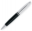 Cross Calais Chrome Black Ball Pen